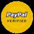 pagamento sicuro e immediato con carta di credito prepagata: PayPal verified