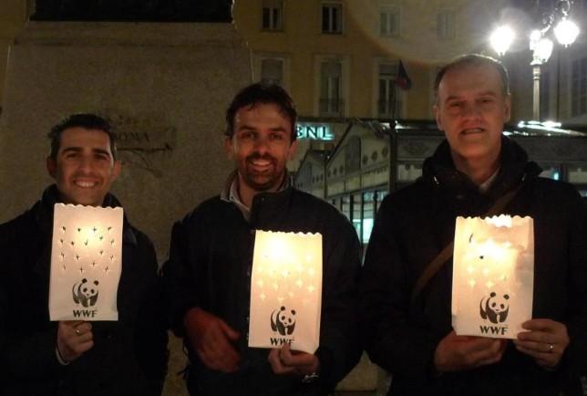 Sacchetti Portacandele WWF www.lanternevolanti.com