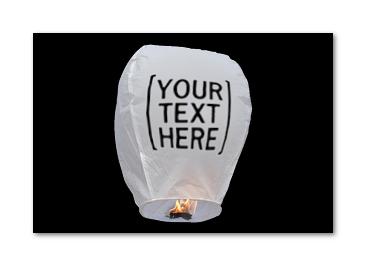 Lanterne Personalizzate