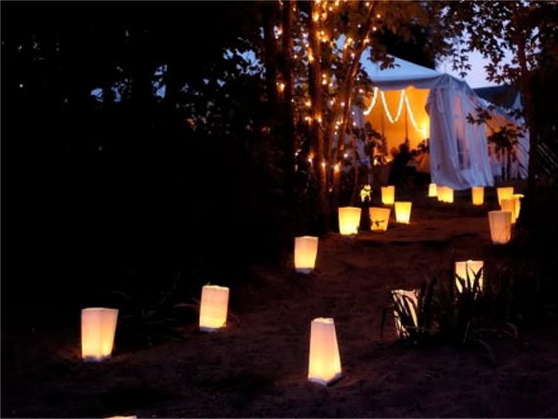 Sacchetto Portacandele ignifugo Normale: Un paio di idee su che cosa fare i sacchetti portacandele luminosi di carta di riso