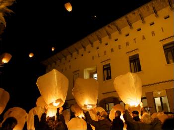 per un lancio perfetto con le lanterne volanti ci vogliono anche accendini, questo pacchetto ha 1 accendino per ogni lanterna volante.  Pacchetto per una festa con 40 - 50 ospiti