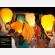 Lanterne volanti colorati per un compleanno, festa di laurea, un anniversario o festa aziendale