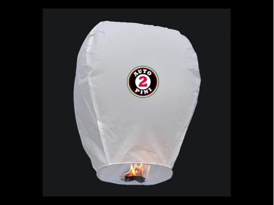 la lanterna personalizzata per la festa della concessionaria